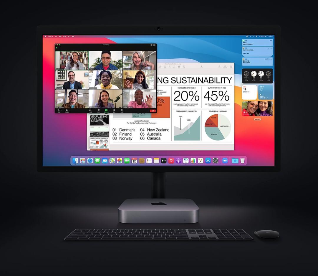 苹果新品发布三款 Mac 自研 M1 芯片,先别买!!!插图(6)