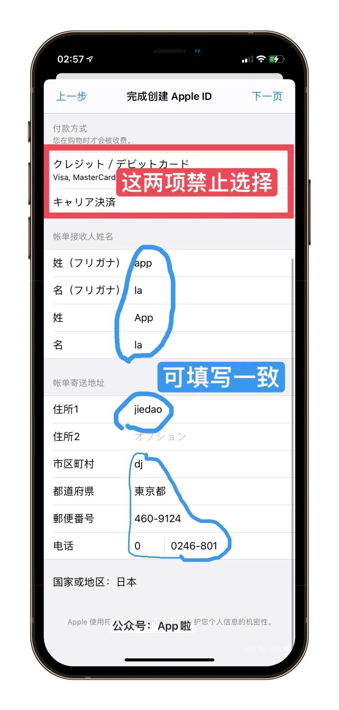 如何注册日本AppleID账号,注册日本id方法教程插图(7)